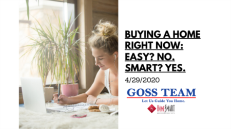Buying a Home Right Now: Easy? No. Smart? Yes.
