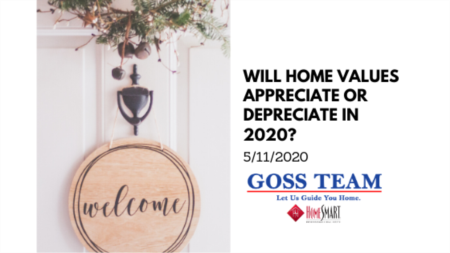 Will Home Values Appreciate or Depreciate in 2020?