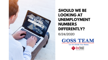 Should We Be Looking at Unemployment Numbers Differently?