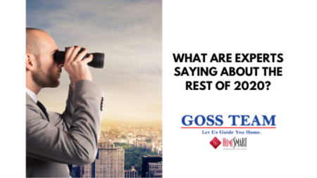 What Are Experts Saying About the Rest of 2020?