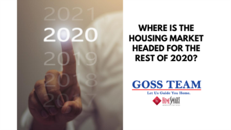 Where Is the Housing Market Headed for the Rest of 2020?