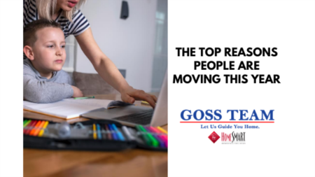 The Top Reasons People Are Moving This Year