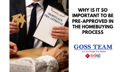 Why Is It so Important to Be Pre-Approved in the Homebuying Process