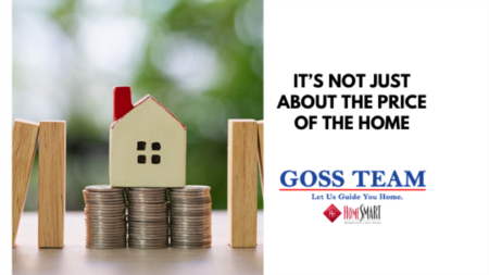 It's Not Just About the Price of the Home