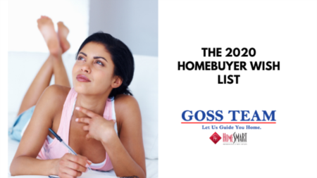 The 2020 Homebuyer Wish List