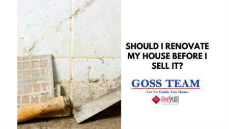 Should I Renovate My House Before I Sell It?
