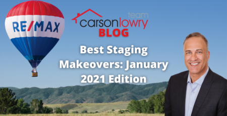 Best Staging Makeovers: January 2021 Edition