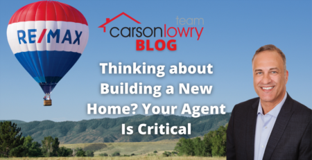 Thinking about Building a New Home? Your Agent Is Critical [INFOGRAPHIC]