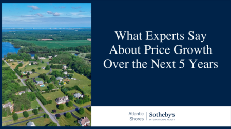 What Do Experts Say About Home Price Growth Over the Next 5 Years?