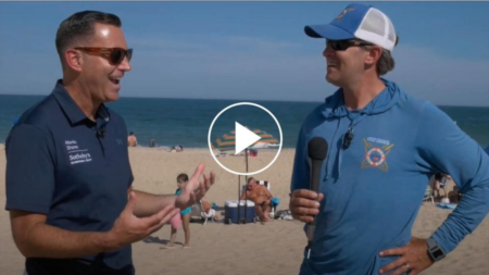 Ryan Haley Interviews Sergeant Jason Konyar for Some Tips on Staying Safe When Visiting Ocean City