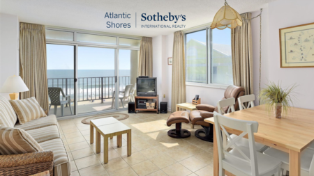 Surfside 84, Unit 20 | Ocean City Maryland | Atlantic Shores Sotheby's International Realty