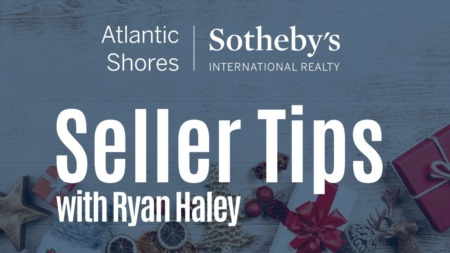 Ryan Haley Shares December Tips for Sellers