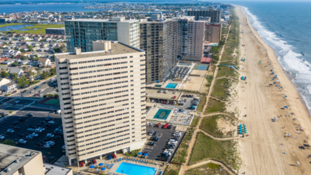 Atlantis, Unit 505 | Ocean City, Maryland | Atlantic Shores Sotheby's International Realty