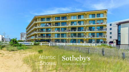 Diamond Head, Unit 410 | Ocean City, Maryland | Atlantic Shores Sotheby's International Realty
