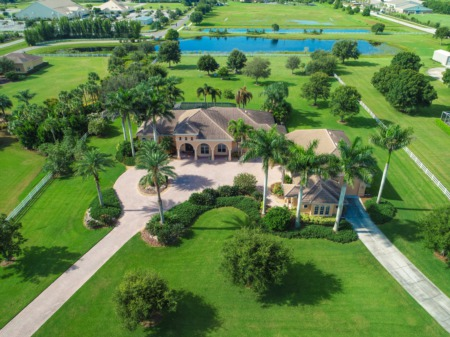Featured Property of the Day: Spectacular 5-Acre Gated Estate with Guest House & RV Garage