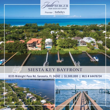 Featured Property: Build Your Island Dream Home on Sarasota Bay