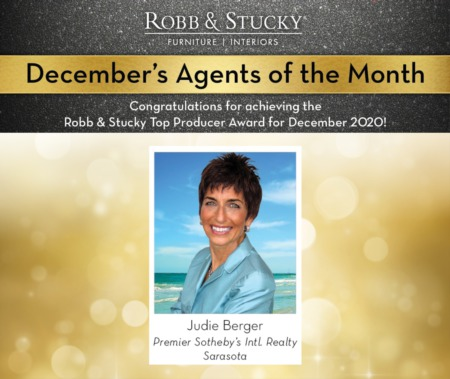Robb & Stucky Agent of the Month
