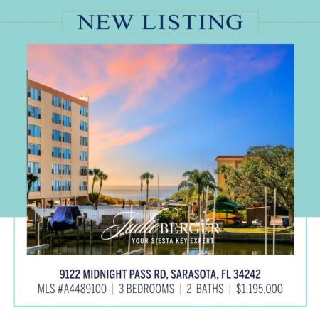 New Listing: Luxury Waterfront Condo with Boat Slip and Gulf Views