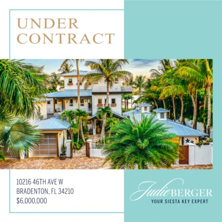 Under Contract! Gated Family Compound on Boating Water