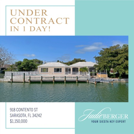 Under Contract in 1 Day!