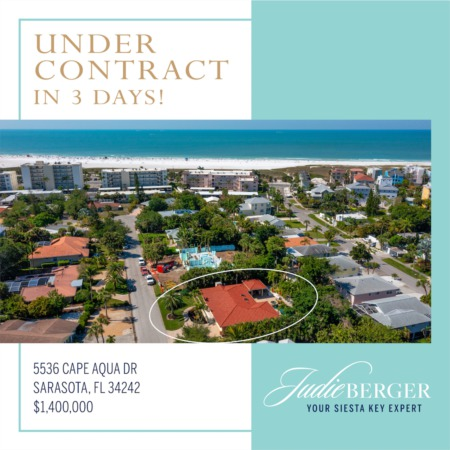 Under Contract in 3 Days!
