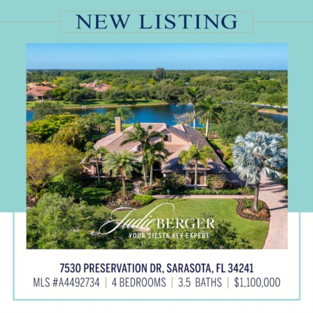 New Listing: Custom Pool Home with Wide Lake Vistas