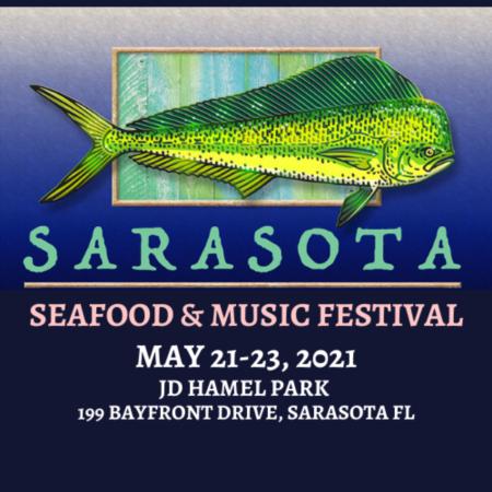 Sarasota Seafood & Music Festival This Weekend