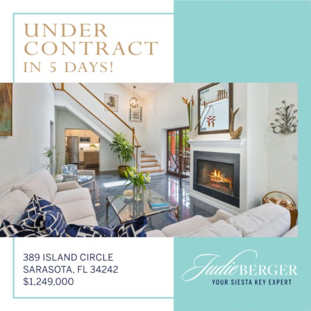 Under Contract in 5 Days!
