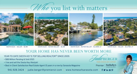 Ready to sell your Siesta Key home? Who you list with matters