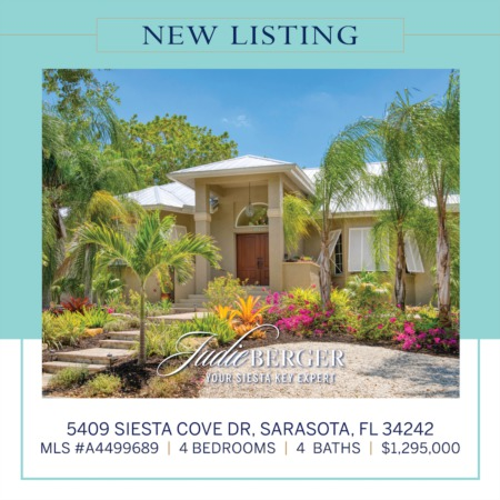 New Listing: Perfectly Located Between the Beach and the Bay