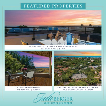 Find Your Island Dream Home on Siesta Key