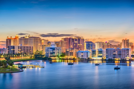 Sarasota Named in Top 10 Best Places to Live