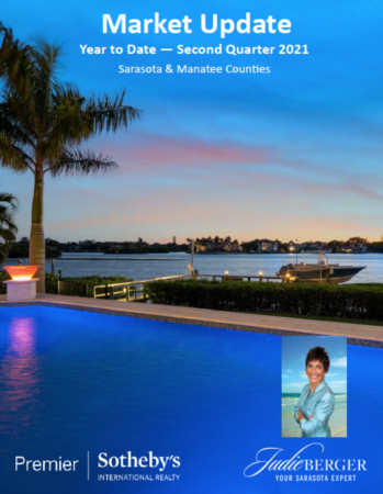 Real estate bubble? 2021 2nd Quarter Report for Sarasota & Manatee Counties