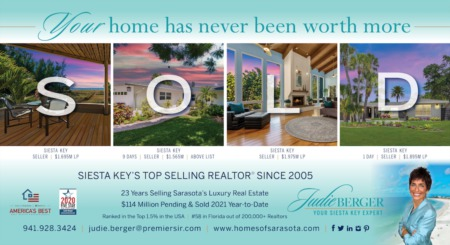 Your Home Has Never Been Worth More