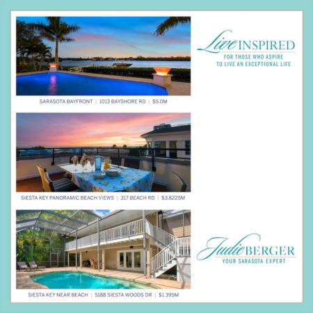 Featured Properties of the Day: LIVE INSPIRED