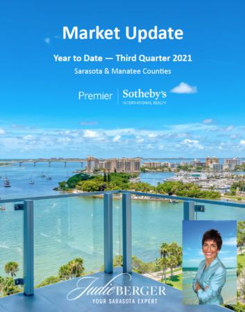 Market Update for Sarasota & Manatee Counties | Third Quarter 2021