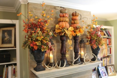 Upgrade Your Mantle This Fall