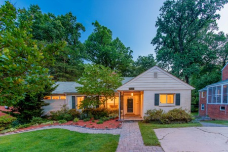 Sprucing Up a Silver Spring Home and Maximized Its Sale Price
