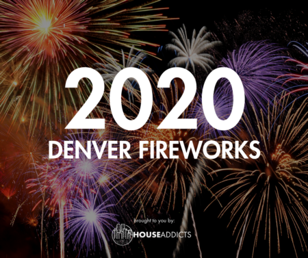 2020 Denver Fireworks Shows
