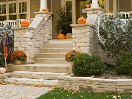 Getting Your Home Halloween Ready