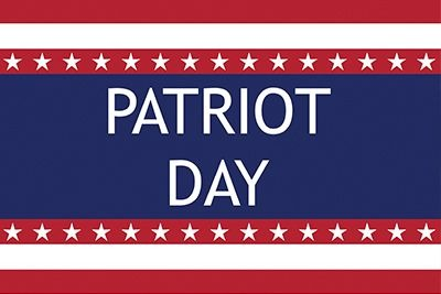 Recognizing Patriot Day on Monday