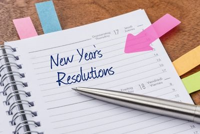New Year's Resolutions for Military Families