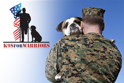 PCSmoves Cares: K9's for Warriors