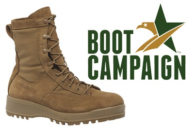 PCSmoves Cares: Boot Campaign