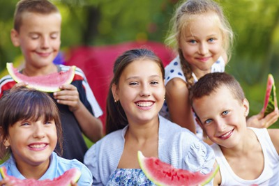 Camp Opportunities for Military Kids