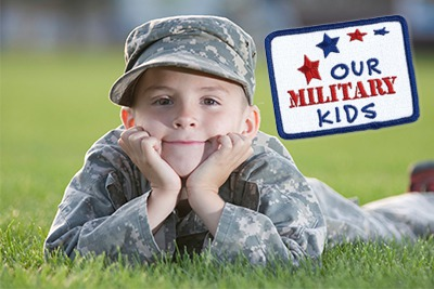 Our Military Kids: Giving Back