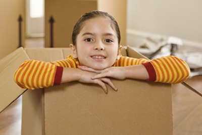 Making the Move Easier for Your Kids