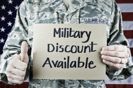 Hampton Roads Military Discounts