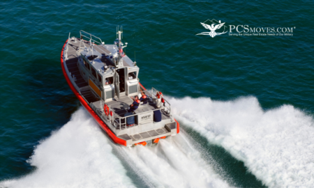 PCS Orders to USCG Base in Elizabeth City, North Carolina
