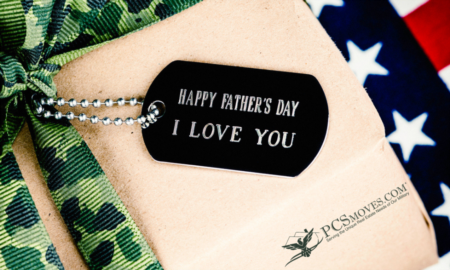 Father's Day Military Dad Style